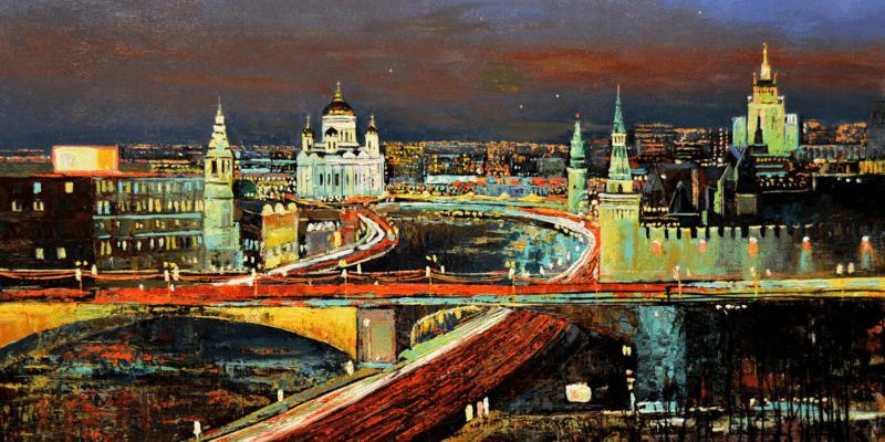 Curso EN VIVO – Rusia VI: La Rusia contemporánea