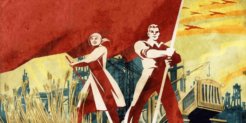 La Unión Soviética y la Guerra Fría