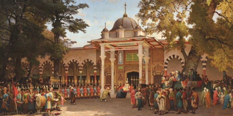 Conferencia GRATIS en alianza con Ilustre: Una Cena en el palacio de Topkapi (Ago 26/21)