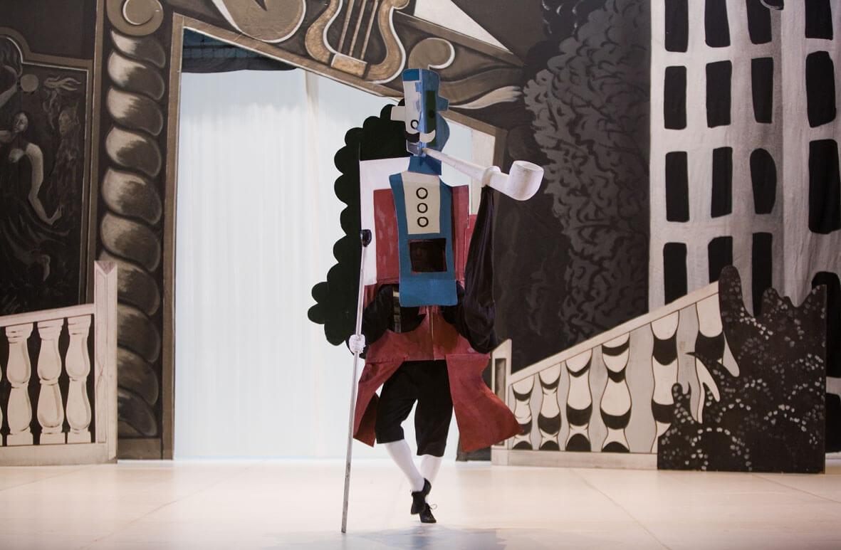 El Ballet ruso de Sergei Diaguilev y Pablo Picasso