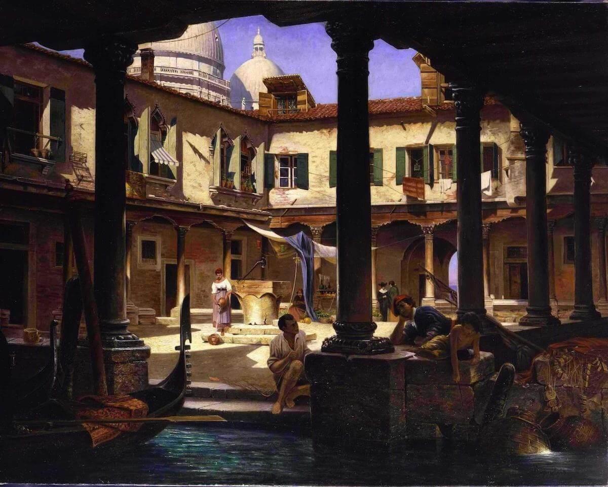 Curso EN DIFERIDO – Venecia, una serenísima historia (Junio 16/21)