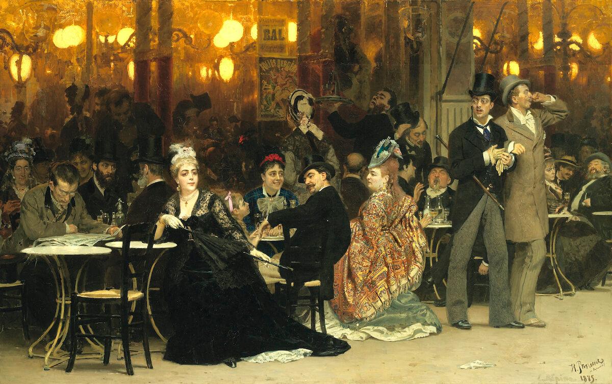 Conferencia GRATIS: París del siglo XIX, entre escritores y artistas (Marzo 02/21)