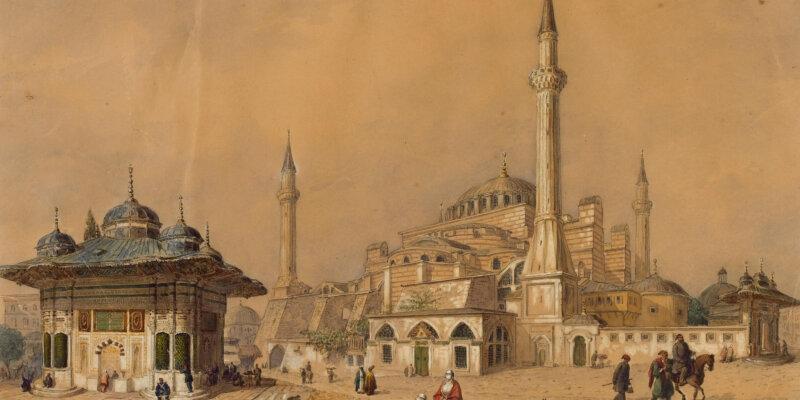 Curso ONLINE – Historia de Estambul, un viaje por tres grandes imperios (May 12/21)