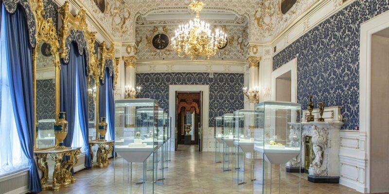 Fabergé y los huevitos de pascua