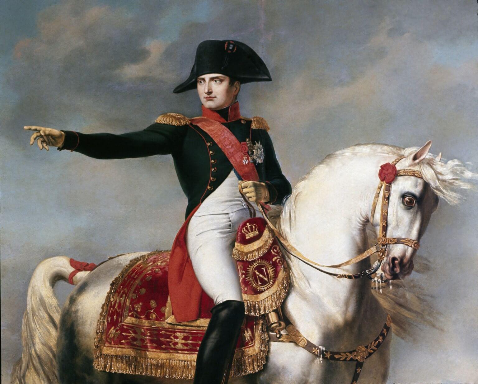 Napoleón en Rusia