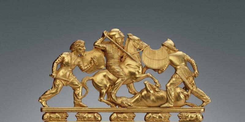 El Depósito Dorado 👑 del Museo Hermitage 🇷🇺
