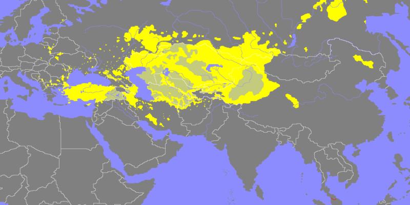 Mapa panturquismo