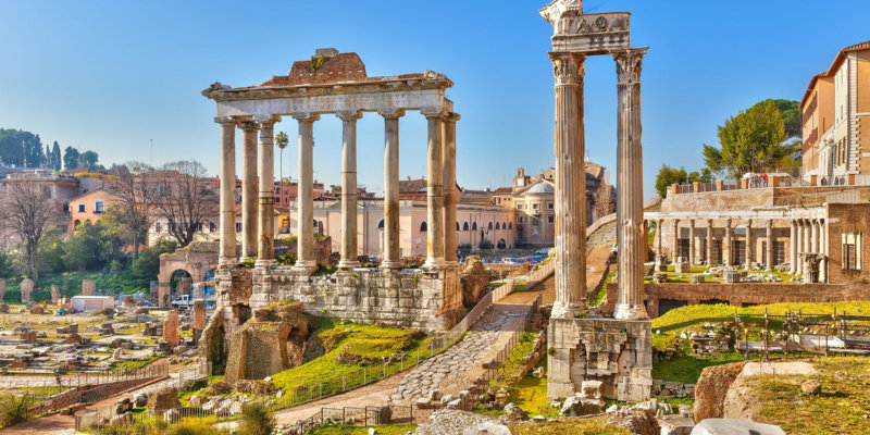 Cronología del Imperio Romano