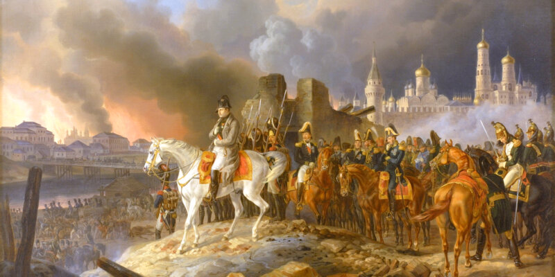 Curso ONLINE:  Napoleón en Rusia (Jun 10/21)