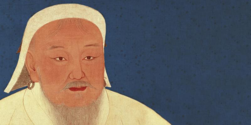 Conferencia GRATIS: Gengis Kan y las conquistas mongolas (Sep 21/21)