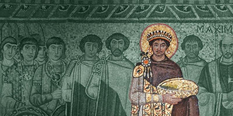 Curso ONLINE en alianza con ILUSTRE: El Imperio Bizantino, de Constantino a Justiniano