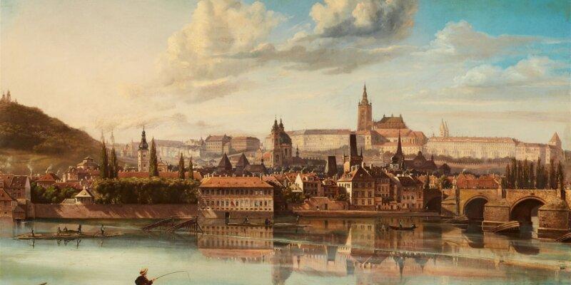 Praga, una joya barroca