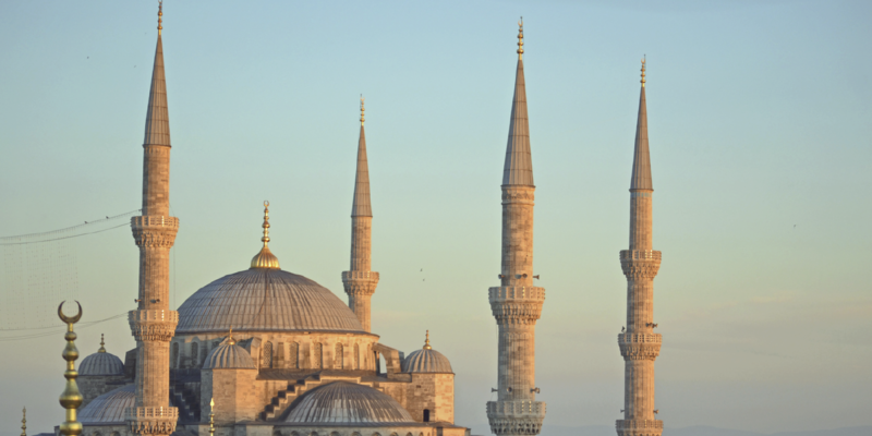 Conferencia: Historia de Estambul, un viaje por tres grandes imperios
