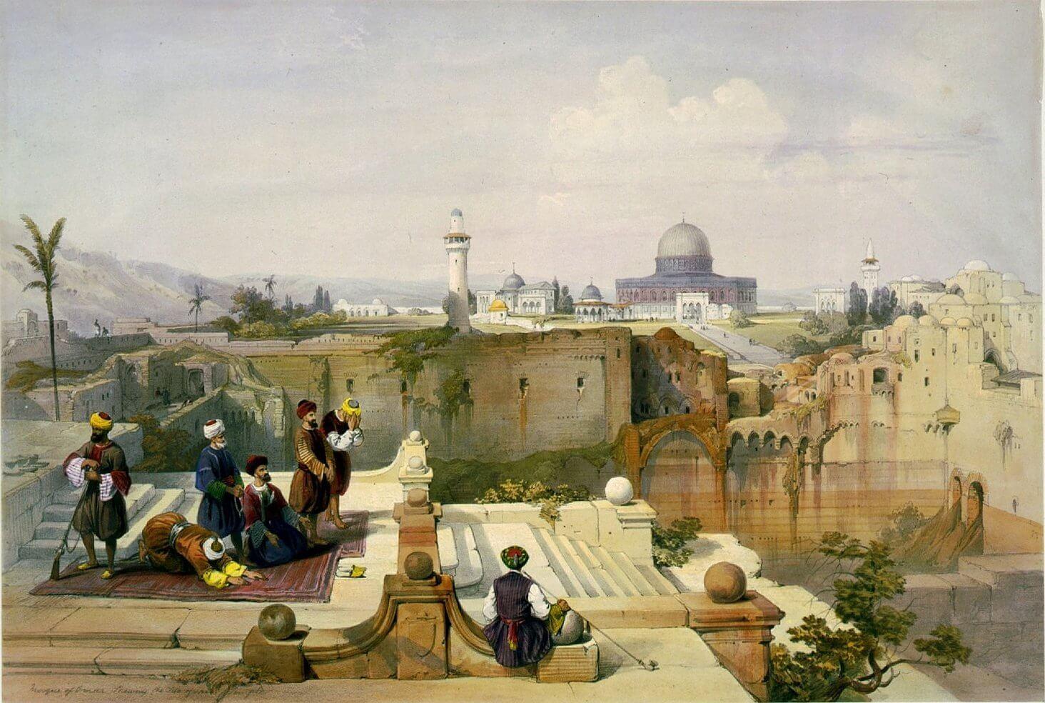 El medio oriente