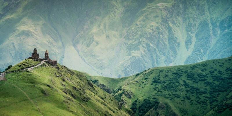Rusia en el Cáucaso, un gigante con pies de arcilla