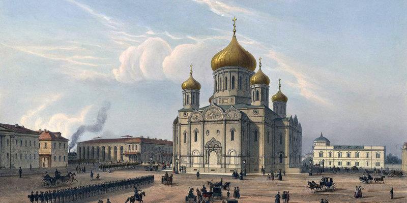 Viaje a Rusia – Mayo 2020