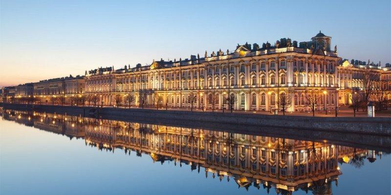 Conferencia ONLINE GRATIS: San Petersburgo, la joya del Imperio Ruso