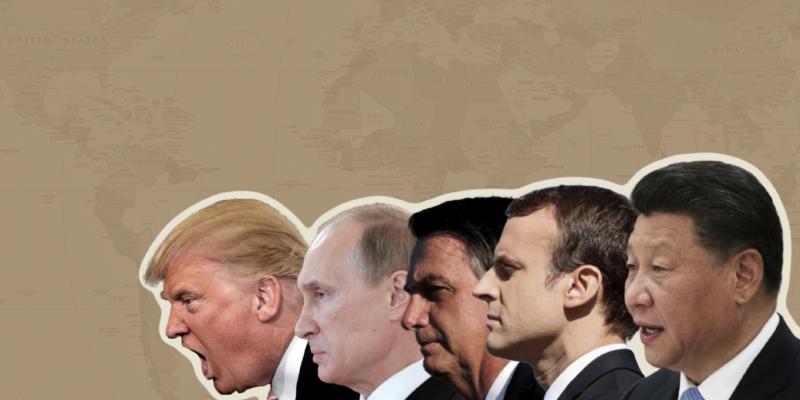 Conferencia: Tendencias geopolíticas para el 2020